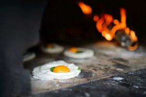 Catering Ei beim Felix