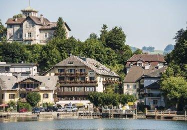 Post am See in Traunkirchen im Salzkammergut