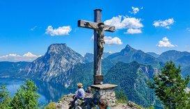 Gipfel, Kleiner Sonnstein, (c) TVB Traunsee-Almtal, Edgar Demmel