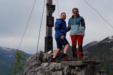 Gipfel Großer Sonnstein