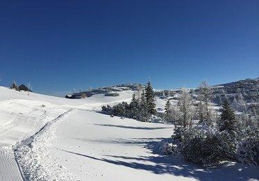 Vorderes Edeltal Richung Kranabethhütte