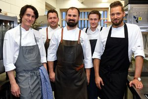 Heimspiel mit 4 oberösterreichischen Gastköchen