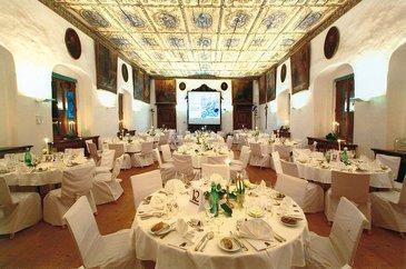 Hochzeitslocation Klostersaal