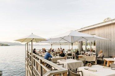 Terrasse Restaurant Bottshaus