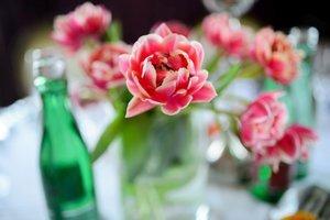 Detailaufnahme Blumen