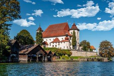Kloster Traunkirchen (c)brainpark.traunsee